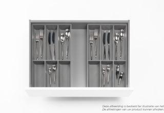 Keuken Opbergen Organizers : Orgalux l vind jouw lade indeling voor elke keuken een oplossing